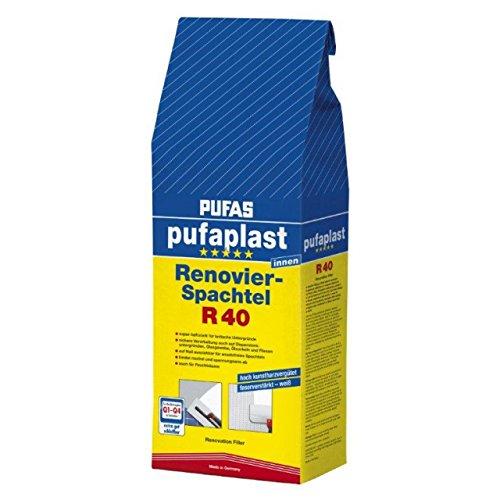 Pufas Pufaplast R 40 Renovier-Spachtel 5,000 KG