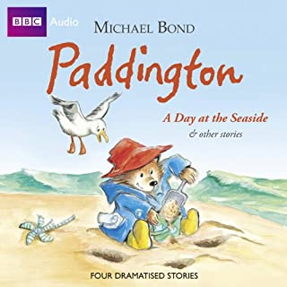 Paddington: A Day at the Seaside and Other Stories (Dramatised)                   By:                                                                                                                                 Michael Bond                               Narrated by:                                                                                                                                 Michael Hordern                      Length: 1 hr and 2 mins     14 ratings     Overall 4.6