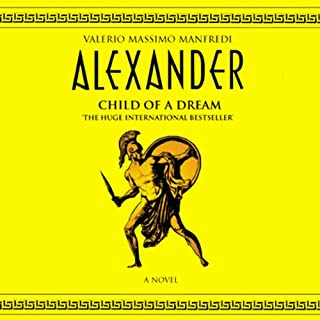 Alexander audiobook cover art