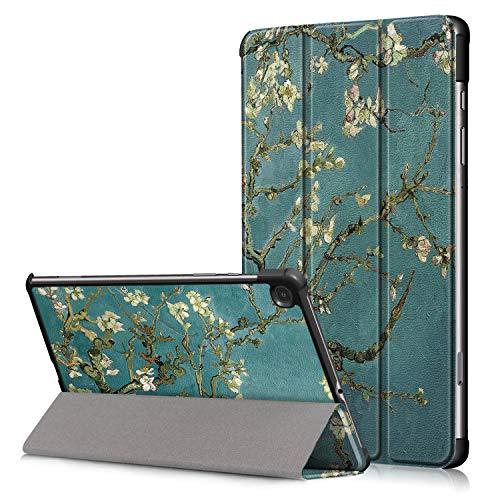 Fway Cover Custodia per Tablet Samsung Galaxy Tab S6 Lite 10.4 SM-P610 SM-P615 con Funzione di Auto Sveglia Sonno