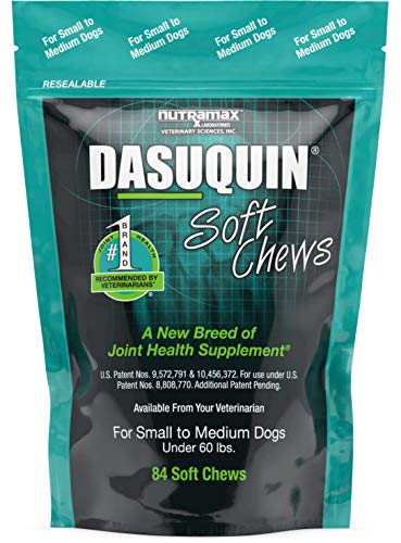 Nutramax Laboratories Dasuquin Soft Chews for Dogs
