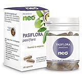 NEO | Extracto Seco de Pasiflora 200 mg | Tranquilizante Para Favorecer la...