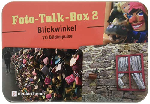 Foto-Talk-Box 2 - Blickwinkel: 70 Bildimpulse