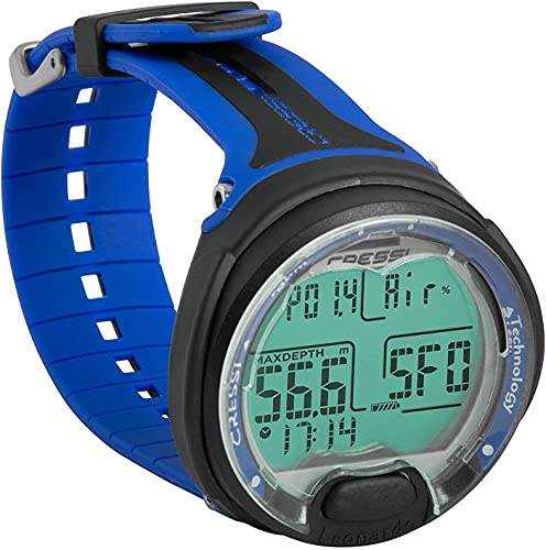 Cressi Leonardo Dive Computer Watch -Wrist...