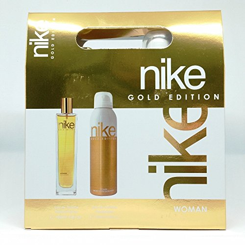 Nike Gold Edition EDT 100 ml+Deo Spray 200 ml