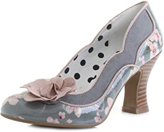 RUBY SHOO Viola Womens Shoes Blue