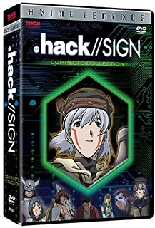 .hack//Sign - Anime Legends Complete Collection