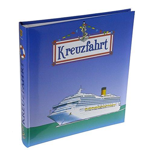 Henzo 1139207 Fotoalbum Urlaub Kreuzfahrt