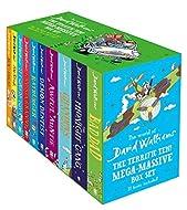 The World of David Walliams - The Terrific Ten! Mega-Massive 10 Books Collection Set