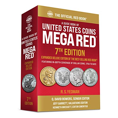Compare Textbook Prices for Mega Red Book 7 Edition ISBN 9780794848972 by Q. David Bowers,Bowers,Q. David