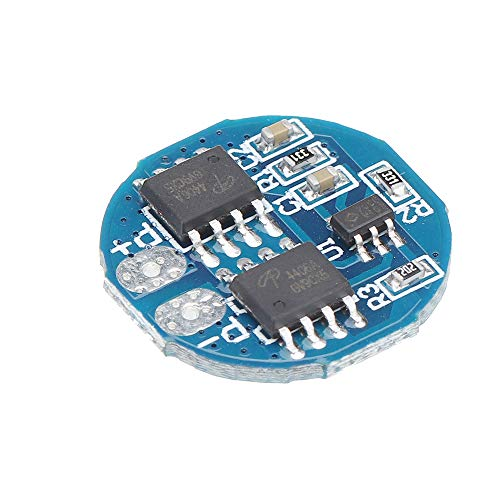 ILS - 3 pieces 2S 5A Li-ion Lithium Battery 7.4V 8.4V 18650 Charger Protection Board BMS for Li-ion Lipo Battery