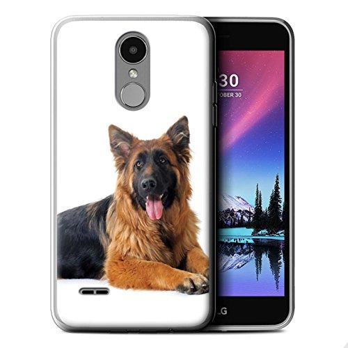Kobalt® Printed Case for lgg3-gc | Dog Collection Pastore tedesco LG K4 2017/M160/X230