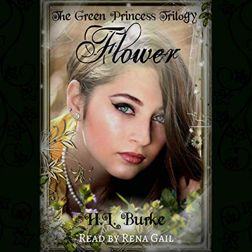 Flower audiobook cover art