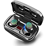GRDE X10 TWS Wireless Earbuds, Bluetooth 5.0 Headphones 105H Playtime with 3000...