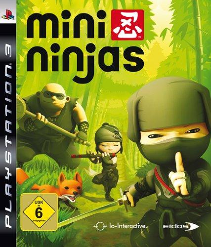 Mini Ninjas (PS3) [import allemand]