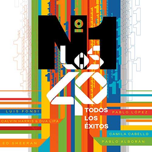 Los Nº 1 de los 40 (2018) [Explicit]