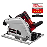 Einhell Scie plongeante TE-PS 165 (1200 W, Diamètre de lame : 165mm, 48 dents,...