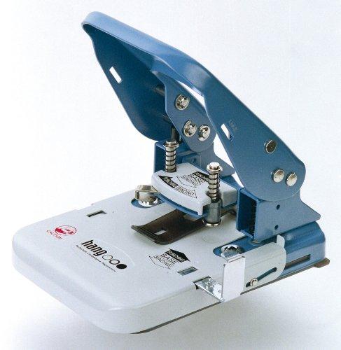 PunchNBind - Locher mit Ösenheftung, Ein Gerät -zwei Funktionen - erst lochen, dann Ösen