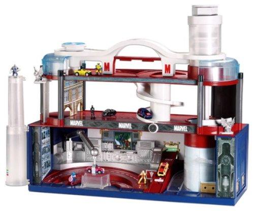 Famosa Autokit Marvel City