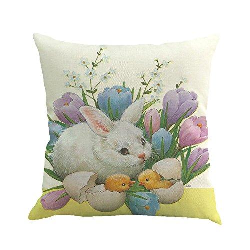 ZOUMOOL_ Pillow Cases Funda de cojín para sofá, Cama, decoración del hogar, Festival, para niños