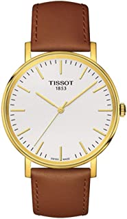 T-Classic Everytime Silver Dial Mens Watch T109.410.36.031.00