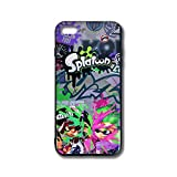 LEWJ Splatoon Phone Case Compatible with iPhone 7 Plus and iPhone 8 Plus