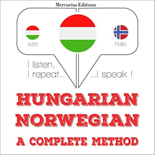 Hungarian – Norwegian. A complete method cover art