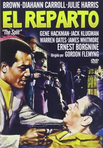 The Split - El Reparto - Gordon Flemyng