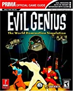 Evil Genius - Prima's Official Strategy Guide de Levi Buchanan