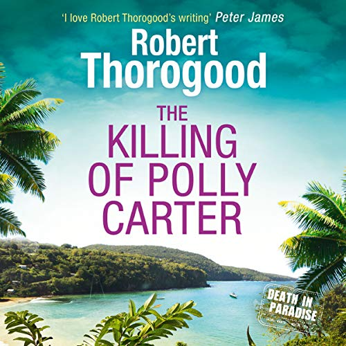 The Killing of Polly Carter cover art