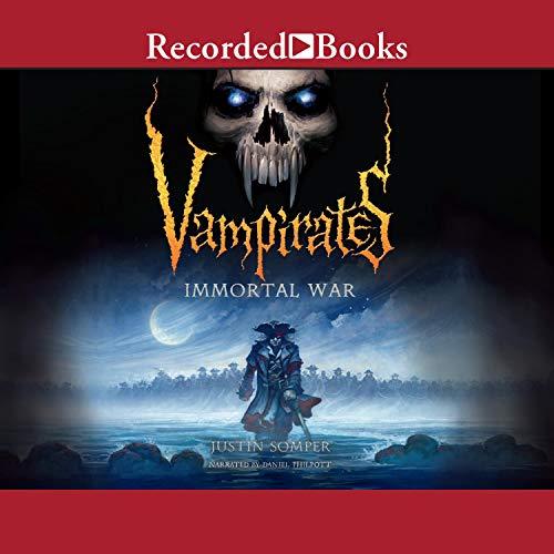 Immortal War audiobook cover art