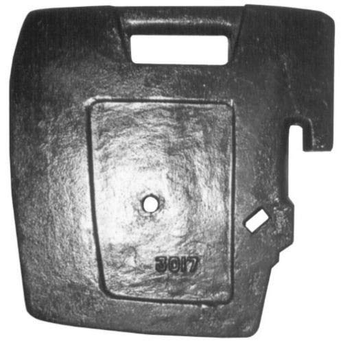 Weight - Suitcase Front New Holland TS110 TS100 Kubota M8540 Ford 8210 4030 6600 8530 2310 7740 4130 8240 TW5 3000 3230 3930 7700 TW15 4610 8630 3600 8340 2810 4600 5030 3910 TW10 3430 4630 5000 7840