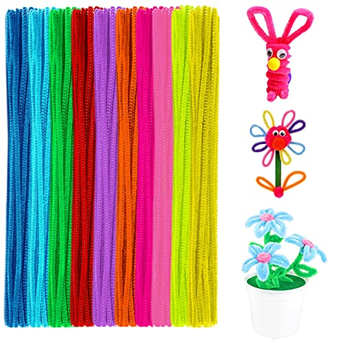 Pipe Cleaners, 100 Pieces