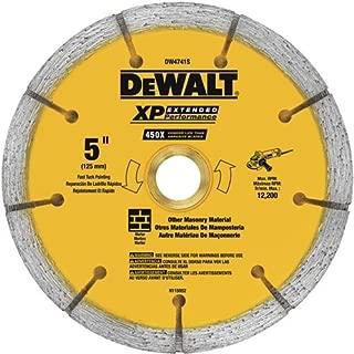 DEWALT DW4741S 0.250 XP Sandwich Tuck Point Blade, 5-Inch