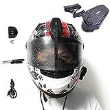 Essuie-glace électrique pour casque, essuie-glace pour casque de moteur, essuie-glace universel pour casque de moto, essuie-glace pour casque compatible avec la plupart des visières, étanche, léger
