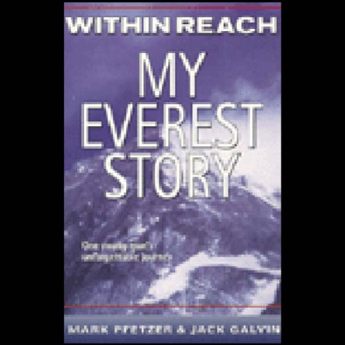 Within Reach audiobook cover art