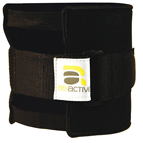 ZWC Beactive Pressure Point Brace Back Pain Acupressure Sciatic Nerve Be Active Elbow Knee LEG Pads by Pressure knee pads