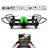 Racing Drone, FLYTEC T18D Wifi FPV Quadcopter con 720p HD...