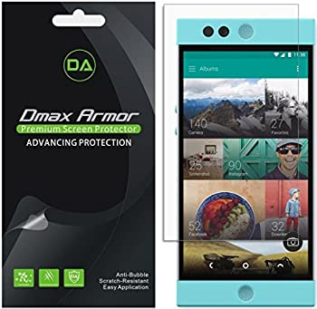 [6-Pack] Dmax Armor for Nextbit Robin Screen Protector Anti-Bubble High Definition Clear Shield