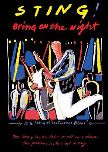 Sting - Bring On The Night [Blu-ray]