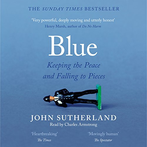 Blue: A Memoir audiobook cover art
