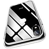 Meifigno Clear Designed for iPhone XR Case, [Certified...