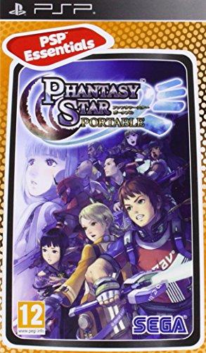 Phantasy Star: Universe Portable Essentials