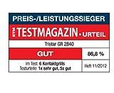 IMG-2 tristar 4201500 bistecchiera elettrica 1500