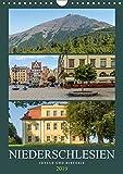 NIEDERSCHLESIEN Idylle und Historie (Wandkalender 2019 DIN A4 hoch): Sommerliche Impressionen (Monatskalender, 14 Seiten ) (CALVENDO Orte) - Melanie Viola