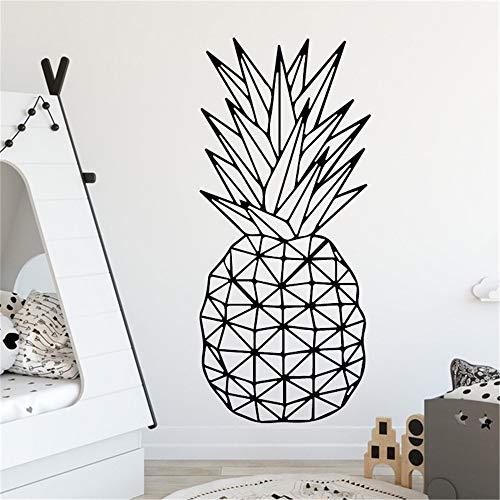 Decoración de la habitación de los niños de la fruta de la piña decoración casera