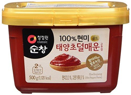 Chung Jung One Sunchang Gochujang 500 Gram Mild Spice