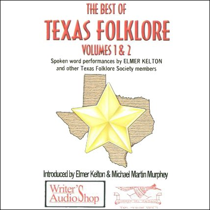 The Best of Texas Folklore audiobook cover art