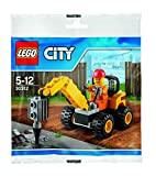 Lego City Perceuse de Démolition - 30312
