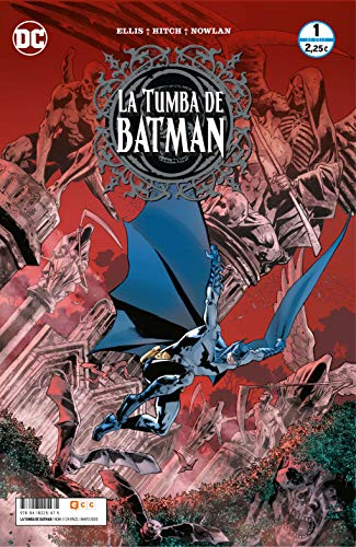 La tumba de Batman núm. 0